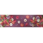 Дорожка декоративная Anemones fond rose