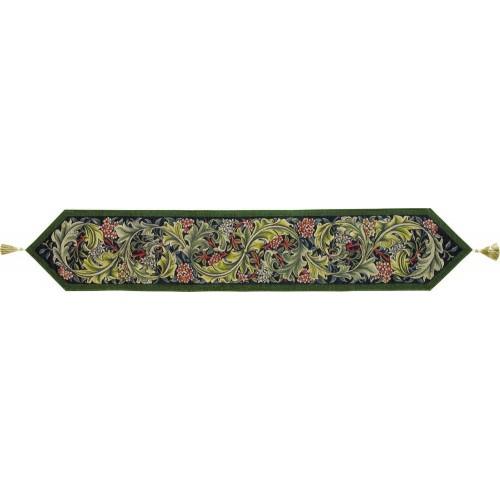 Дорожка декоративная William Morris green