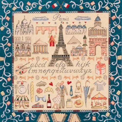 Подушка декоративная ABC Paris