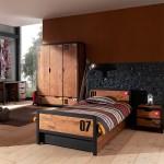 Кровать Alex AXBE9019
