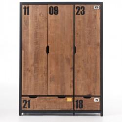 Шкаф Alex 3 двери AXKL1319