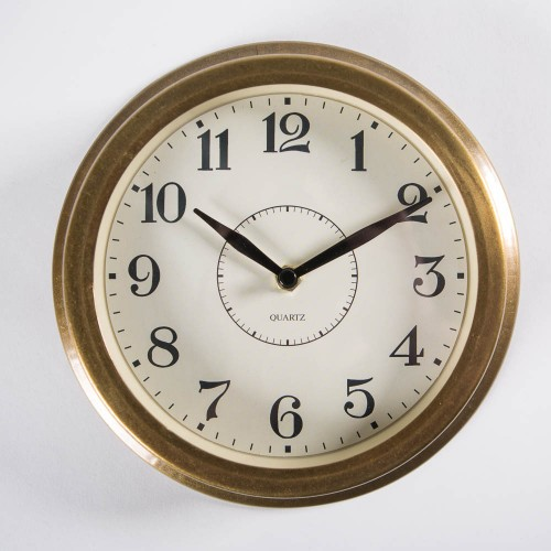 Часы настенные Iron Clock