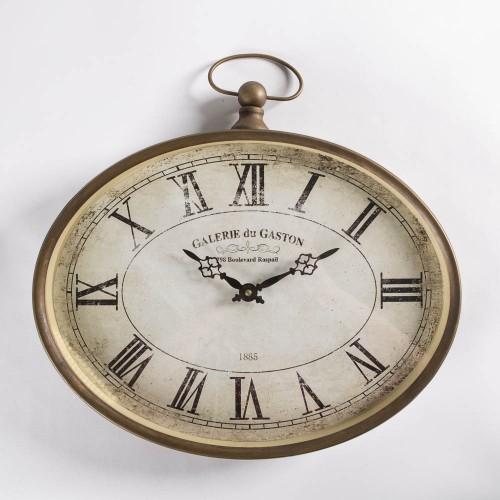 Часы настенные Oval clock