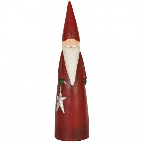 Декоративная фигура Santa with star
