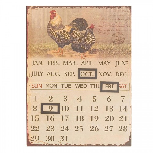 Календарь Le Coq
