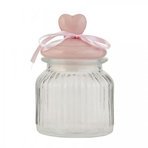 Баночка Pink Heart S