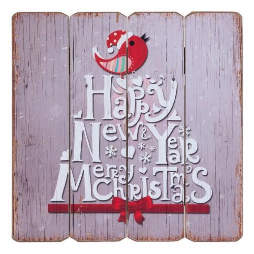Табличка Happy New Year
