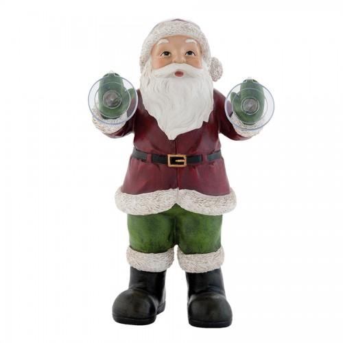 Декоративная фигура Santa с присосками