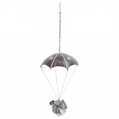 Декоративная фигура Santa Skydiver