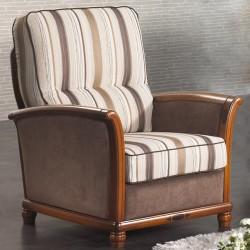 Кресло высокое Elena