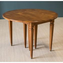 Стол обеденный раскладной Directoire Вишня