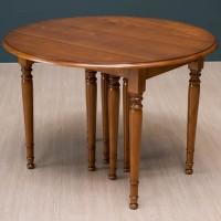 Стол обеденный раскладной Louis Philippe Вишня