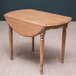 Стол обеденный раскладной Louis Philippe Светлая вишня с патиной