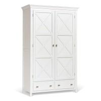 """Шкаф """"Кэтрин"""" 2-х дверный с ящиками"""