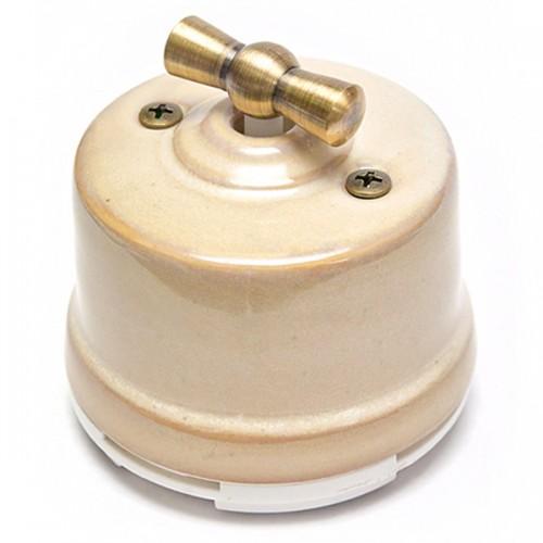 Выключатель поворотный для наружного монтажа OP11GD